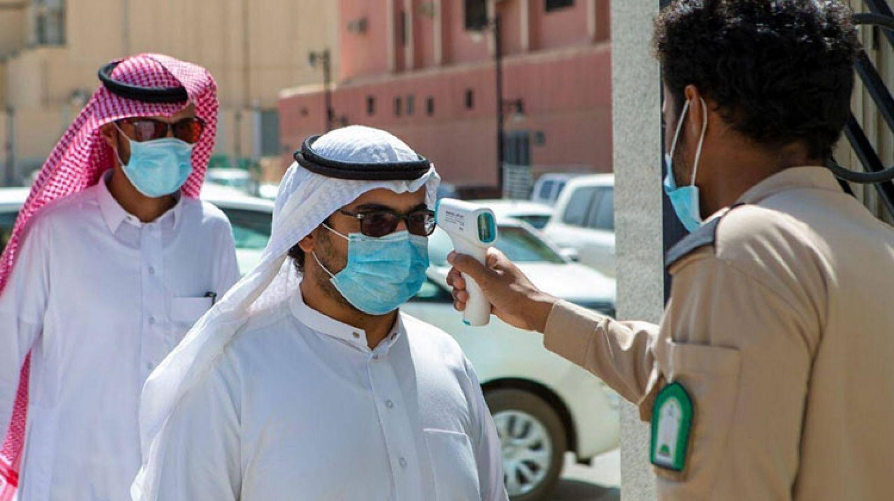 كورونا تنتشر في السعودية
