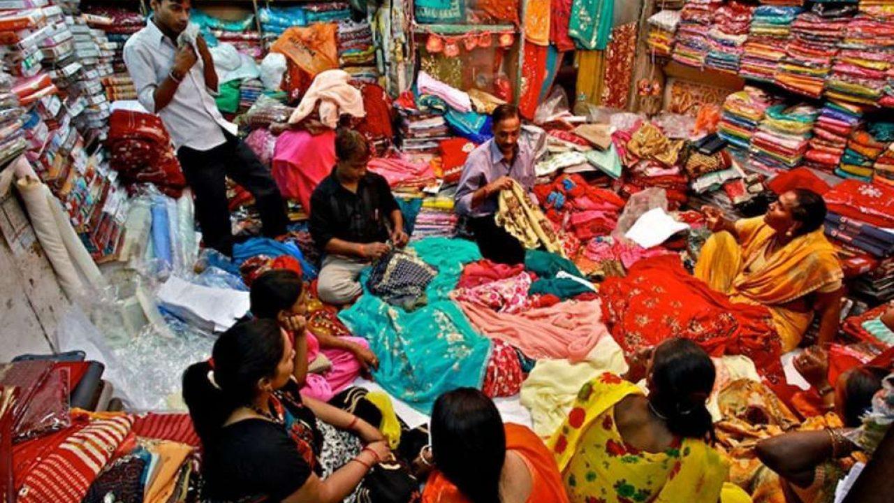 التجارة الهندية