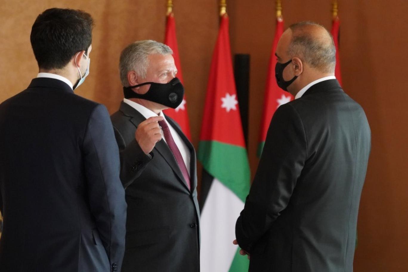 الخكومة الأردنية