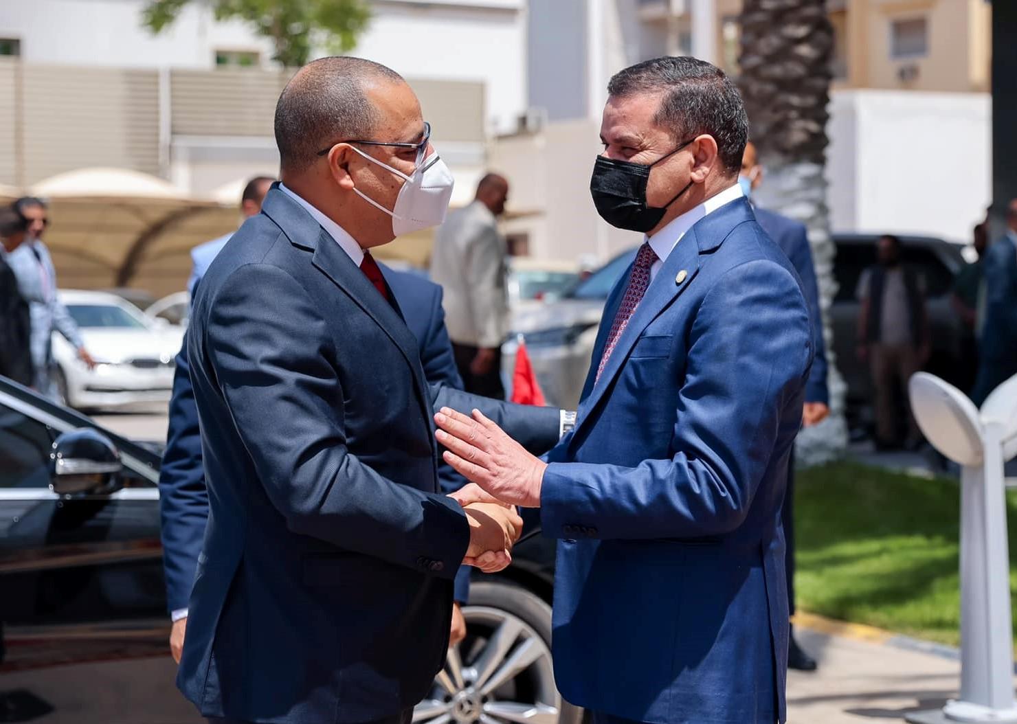 اتفاق تونسي ليبي