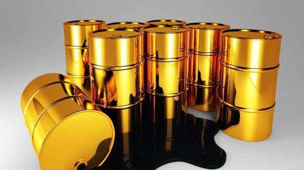 الذهب والنفط