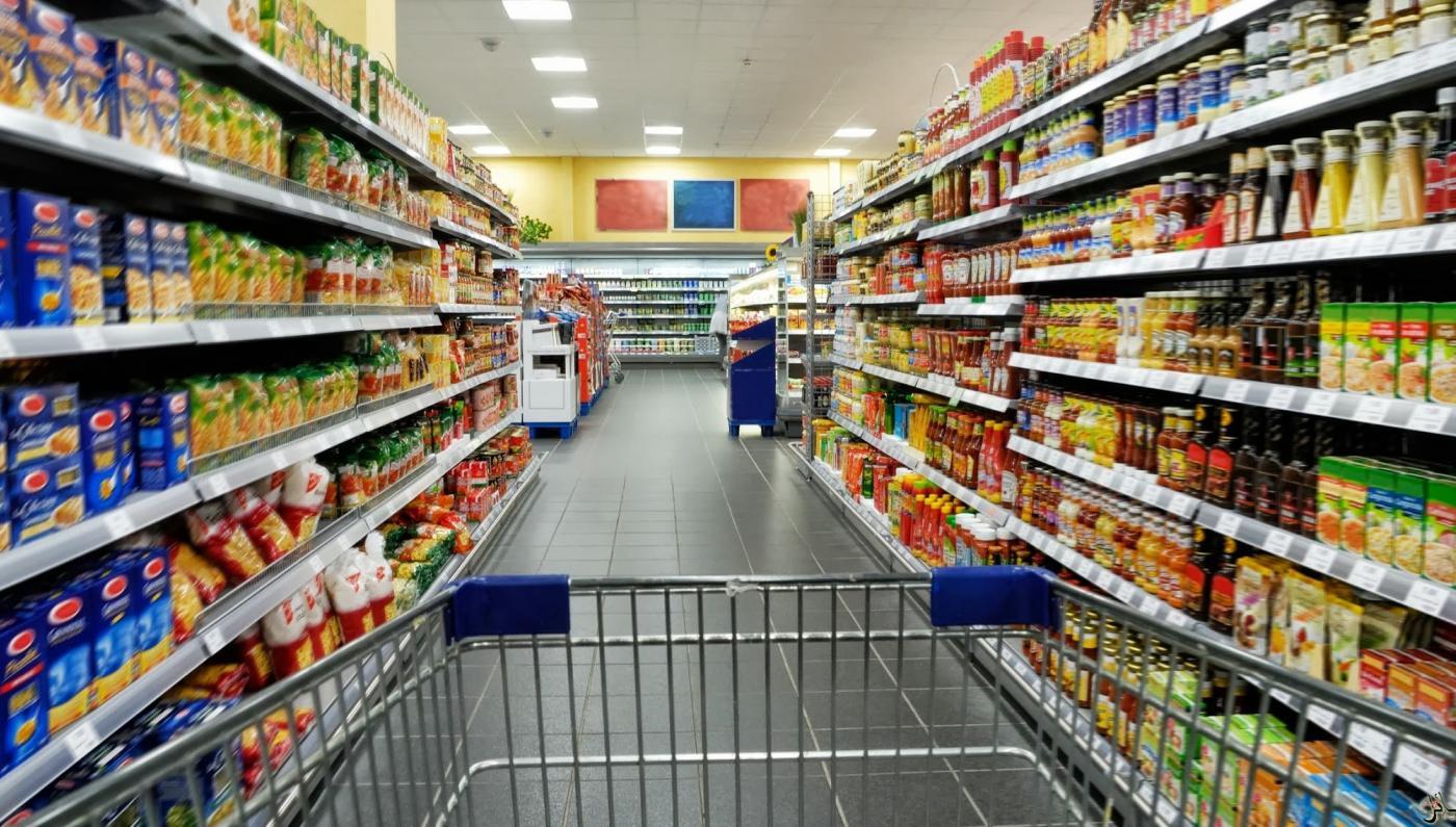 السلع الغذائية