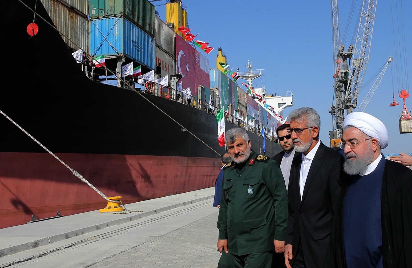 صادرات إيران