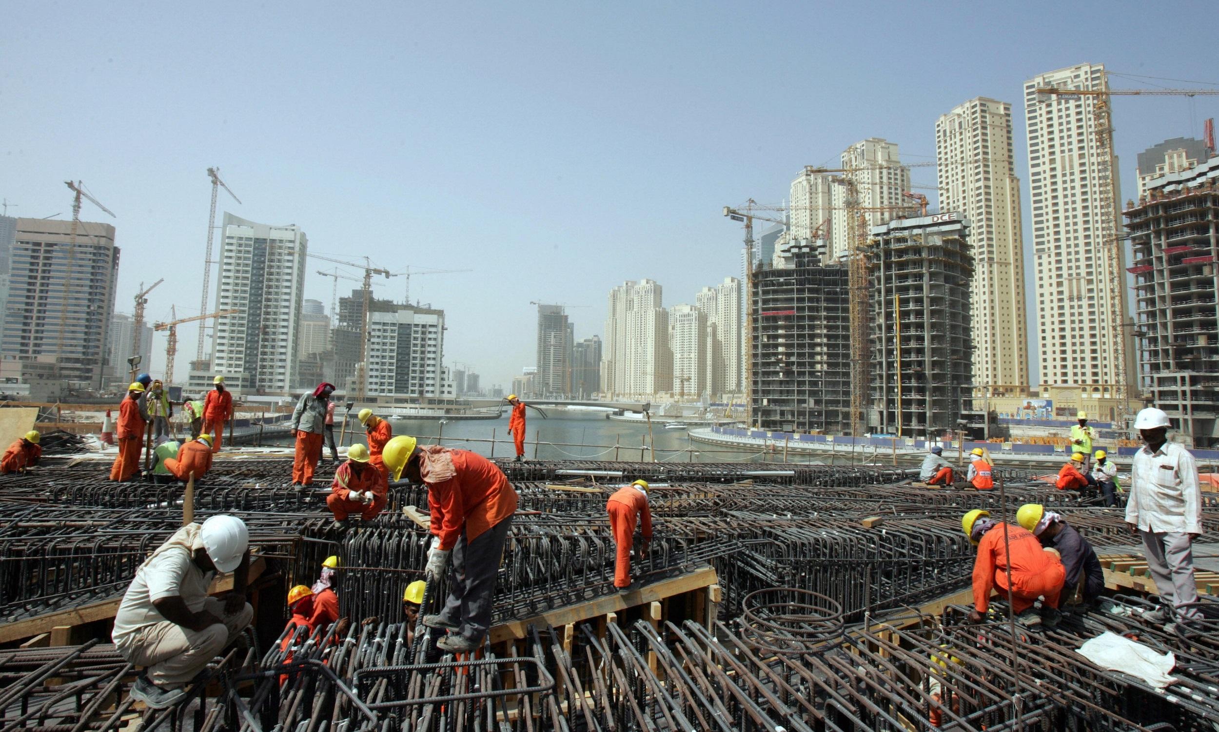 العمالة الأجنبية دول الخليج
