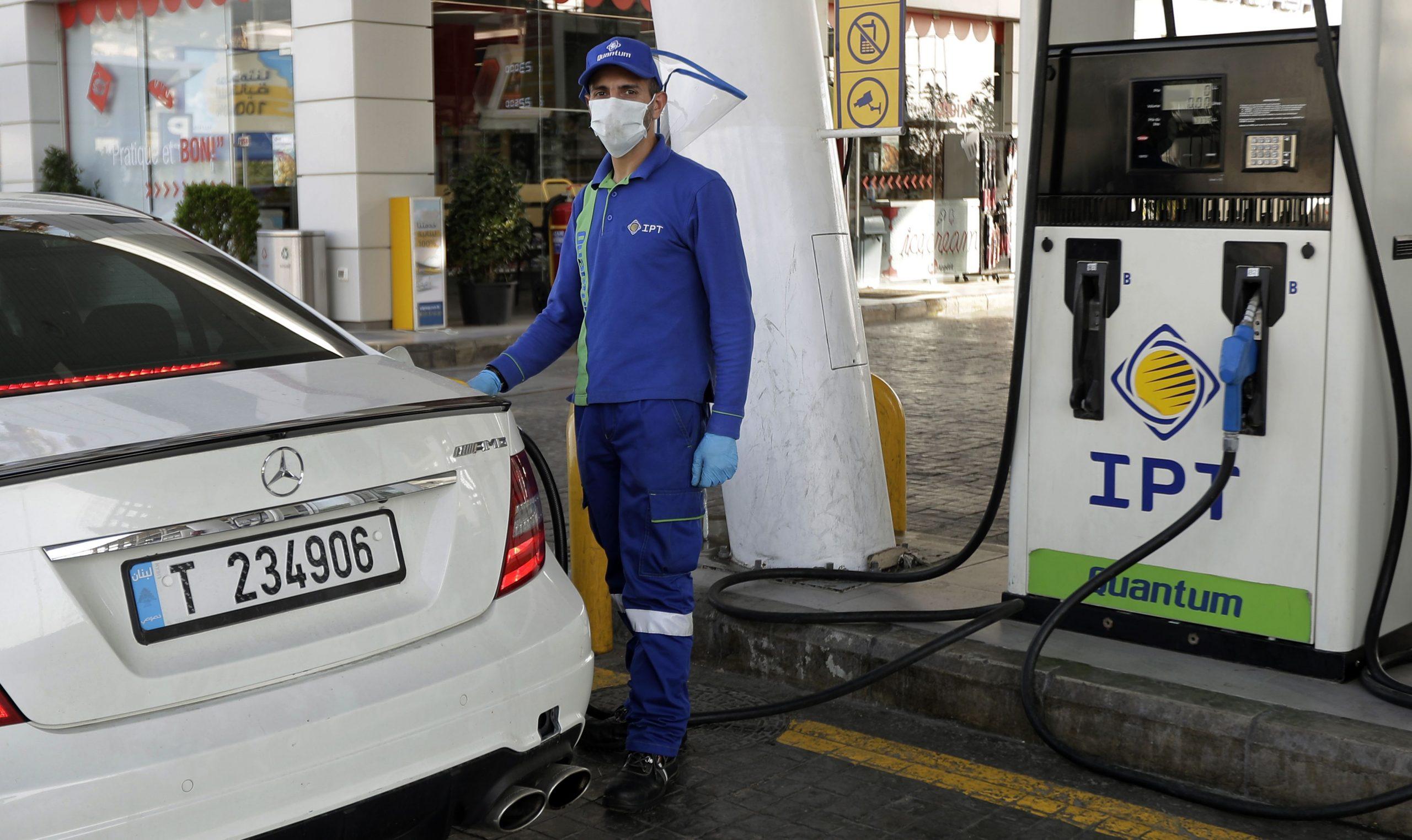 الوقود في لبنان