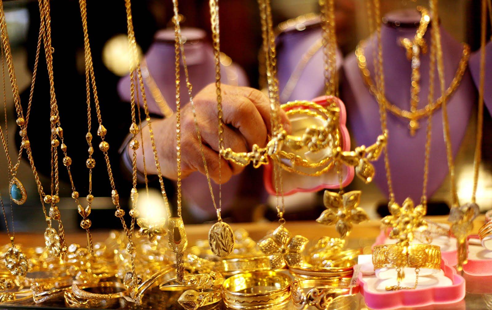 أسواق الذهب في مصر
