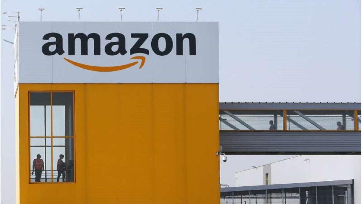 Amazon annual sales