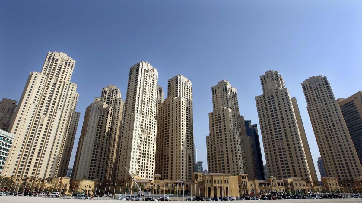 Dubai real estate prices