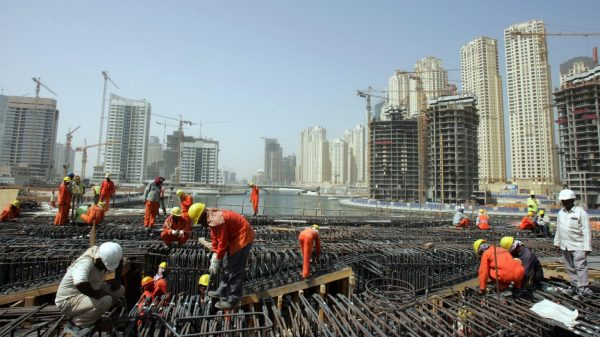 Foreign Workers gulf