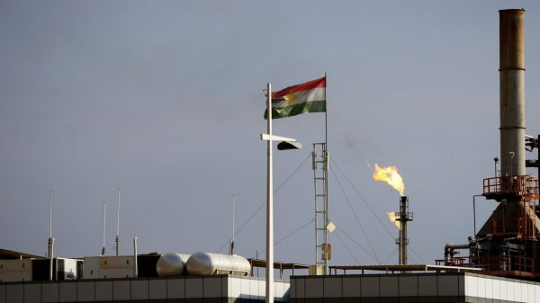 Iraqi oil exports in April