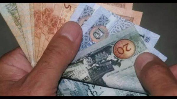 Jordanian public servants' salaries