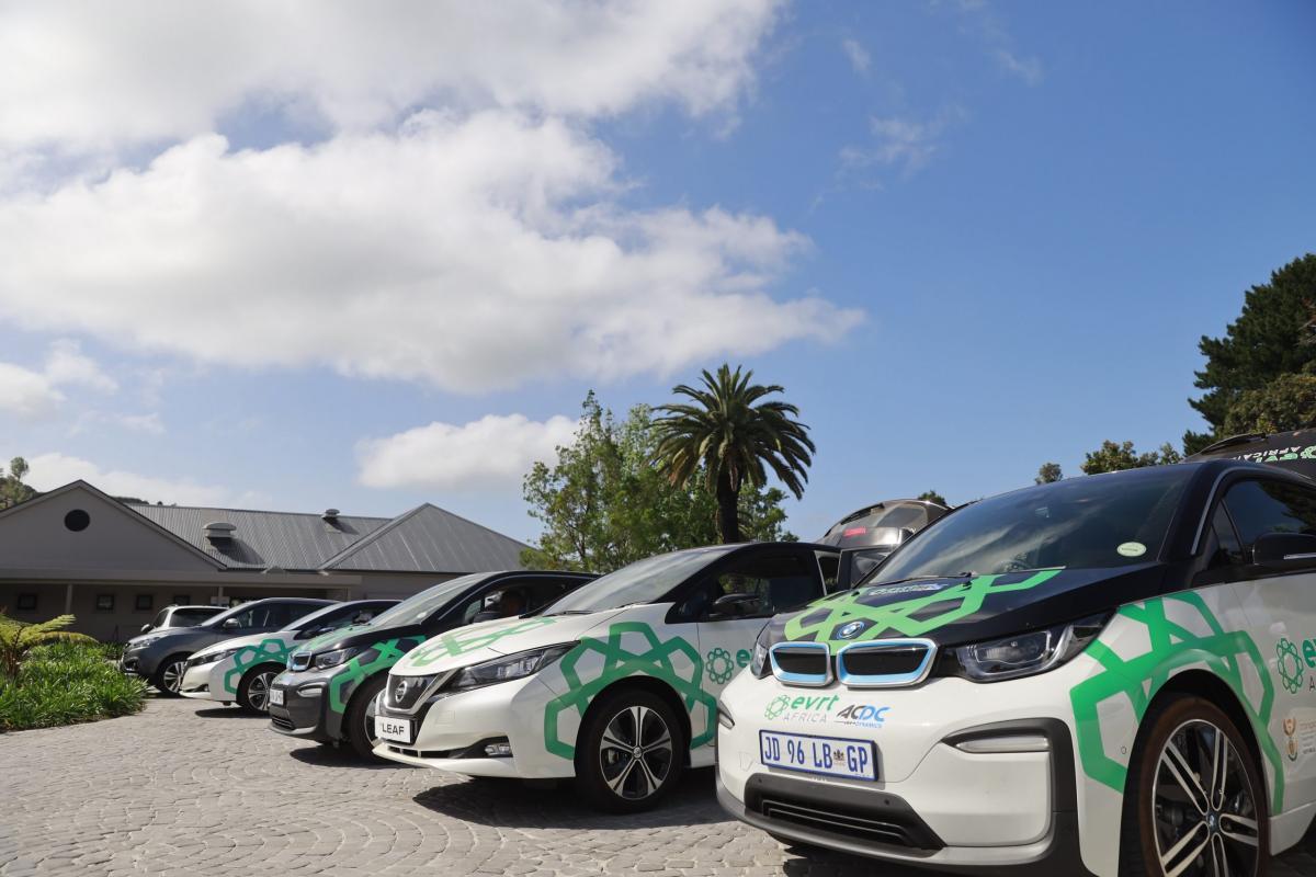Saudi Arabia Electric Cars