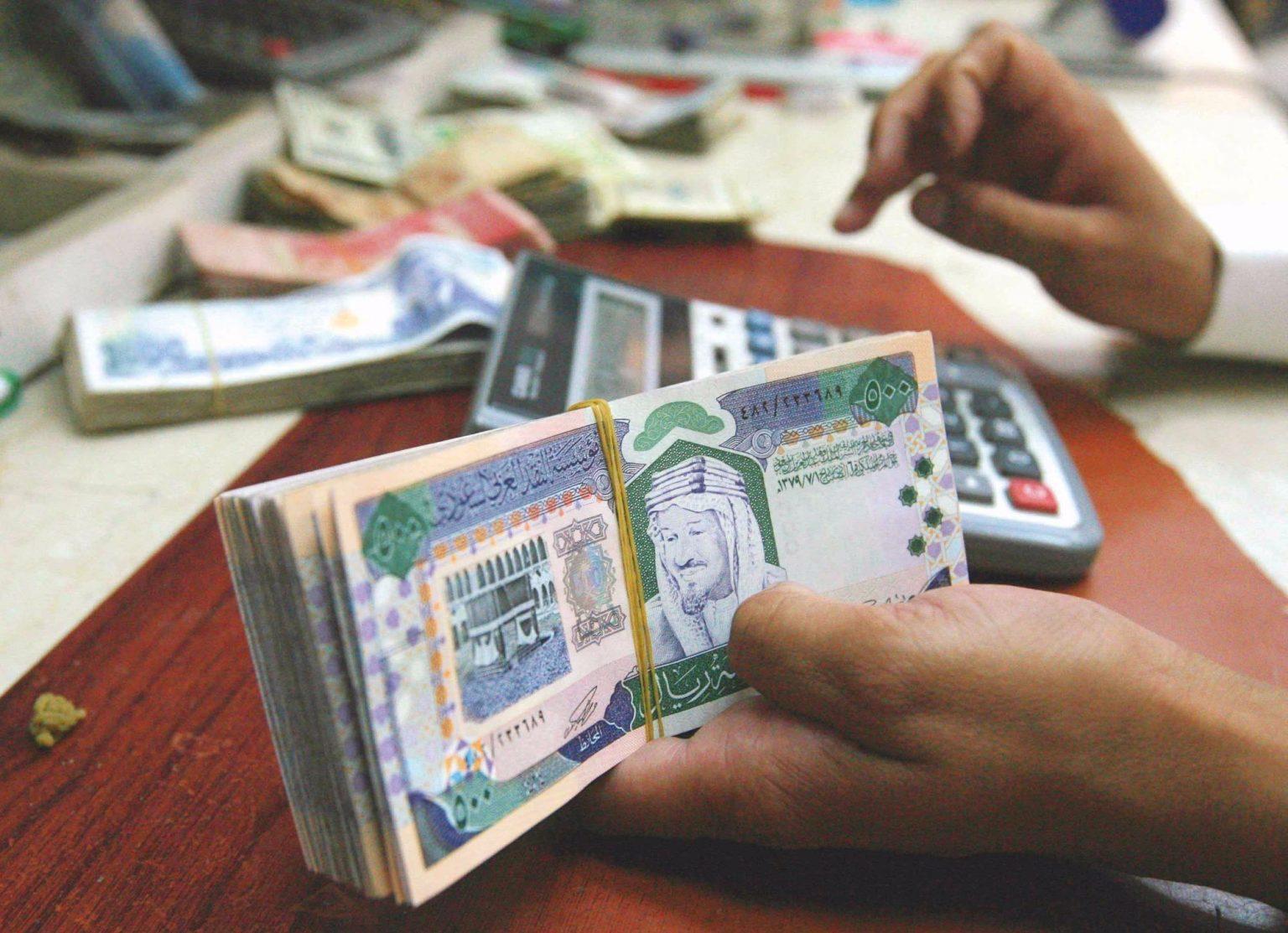 Saudi budget deficit