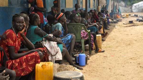 Sudan's program to support families