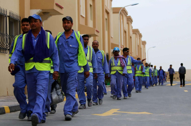 الانتهاكات العمالية تصاعدت في الخليج