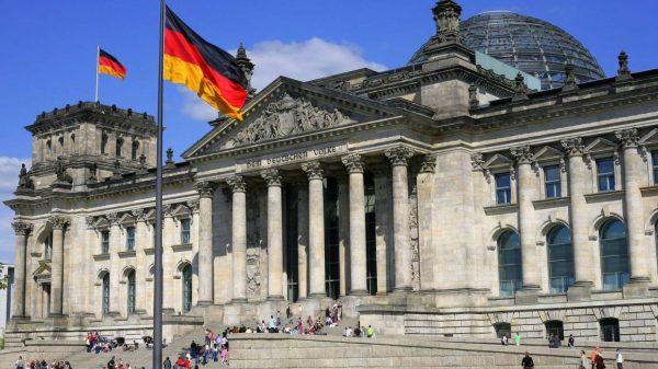 الحكومة الألمانية