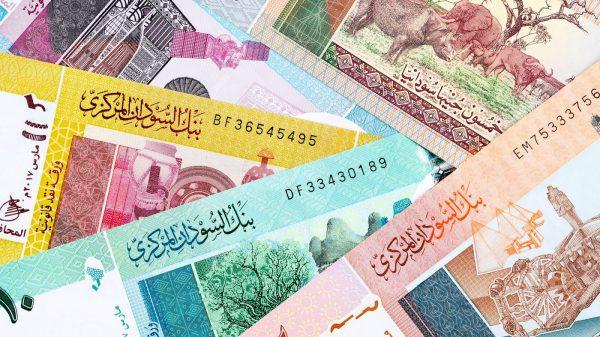 العملة السودانية