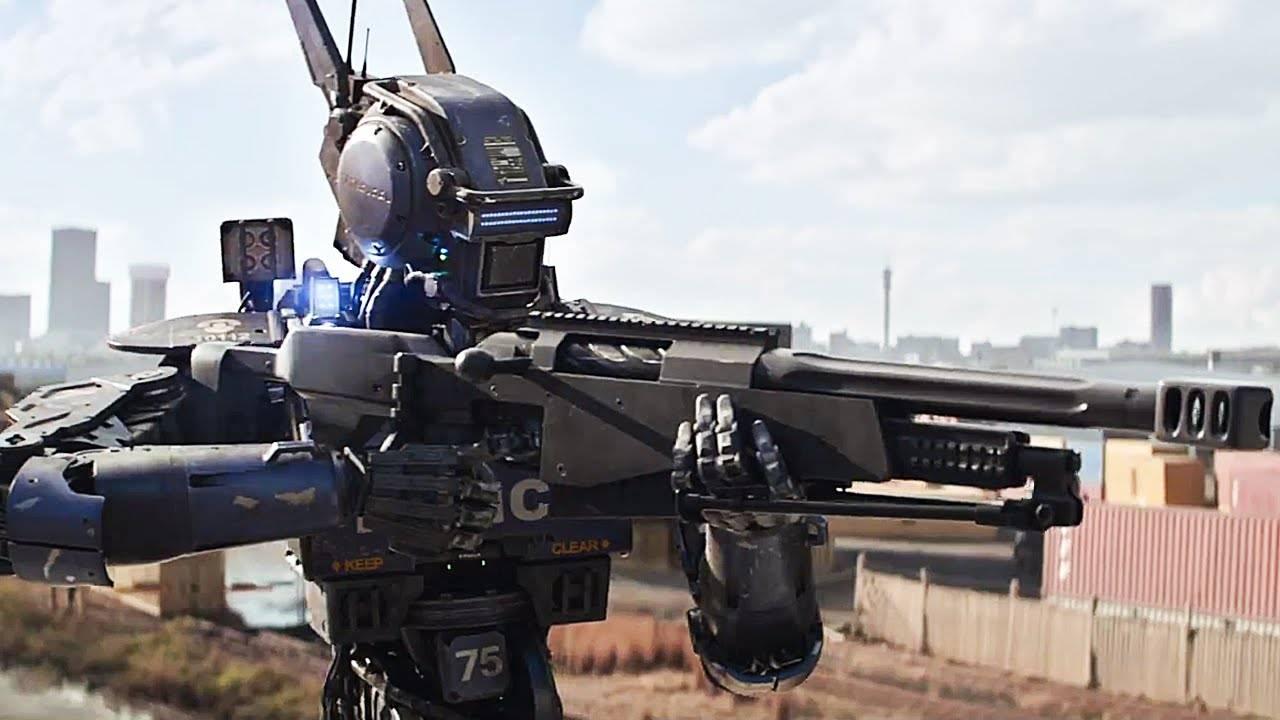 روبوتات قاتلة