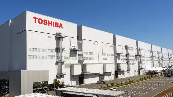 شركة توشيبا