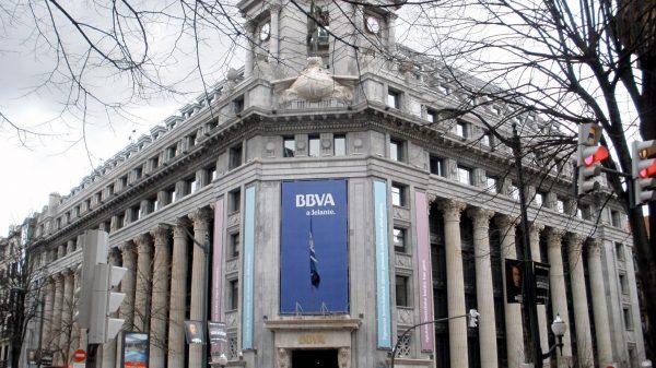 بنك BBVA الإسباني