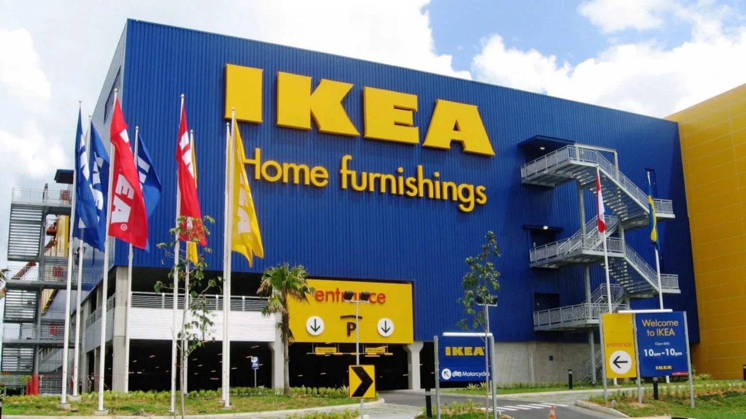 IKEA Spying