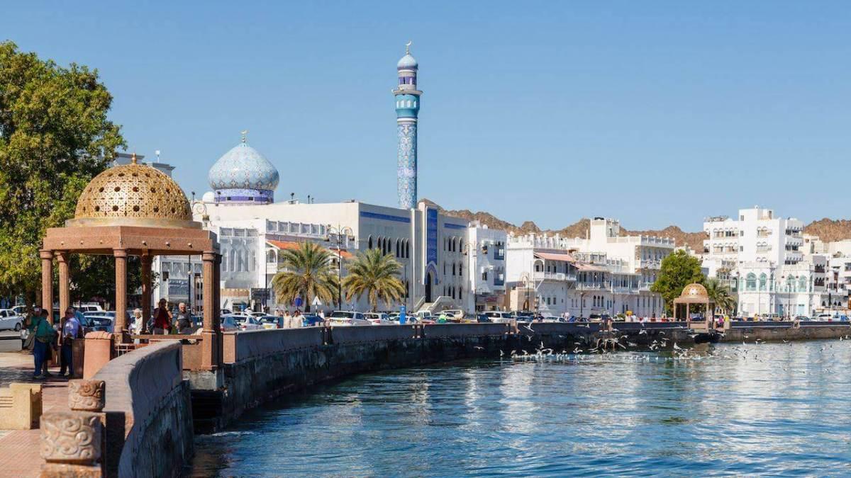 Oman residence