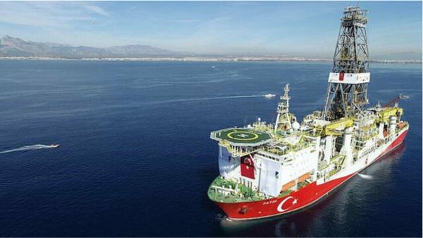 Turkey gas