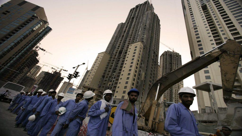 UAE Migrant Workers
