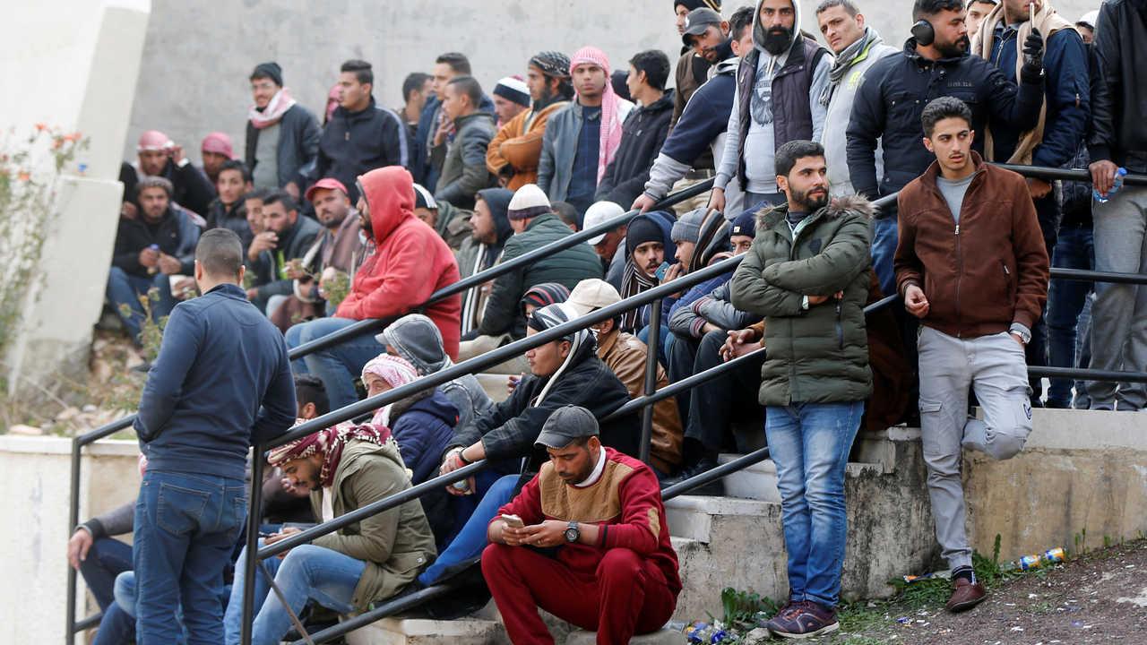 Unemployment in Jordan