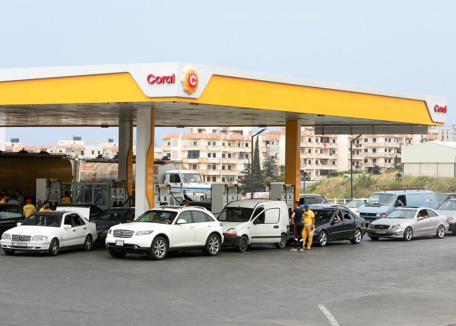 أزمة البنزين