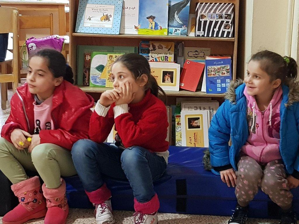 أطفال لبنان