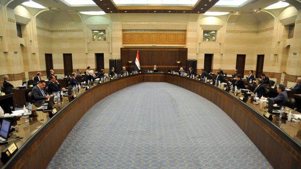 الحكومة السورية سوريا