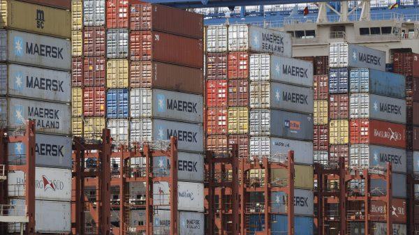 التجارة العالمية