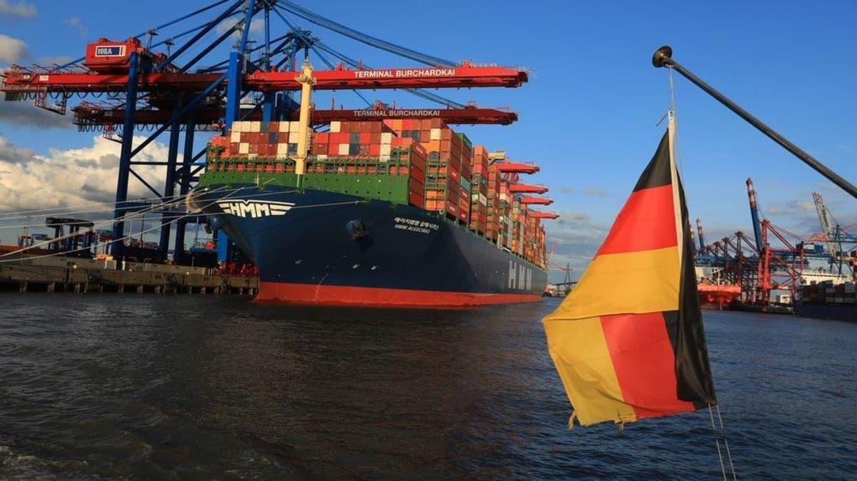 الصادرات الألمانية