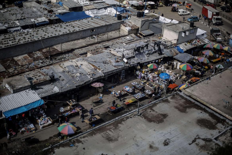 أسواق غزة