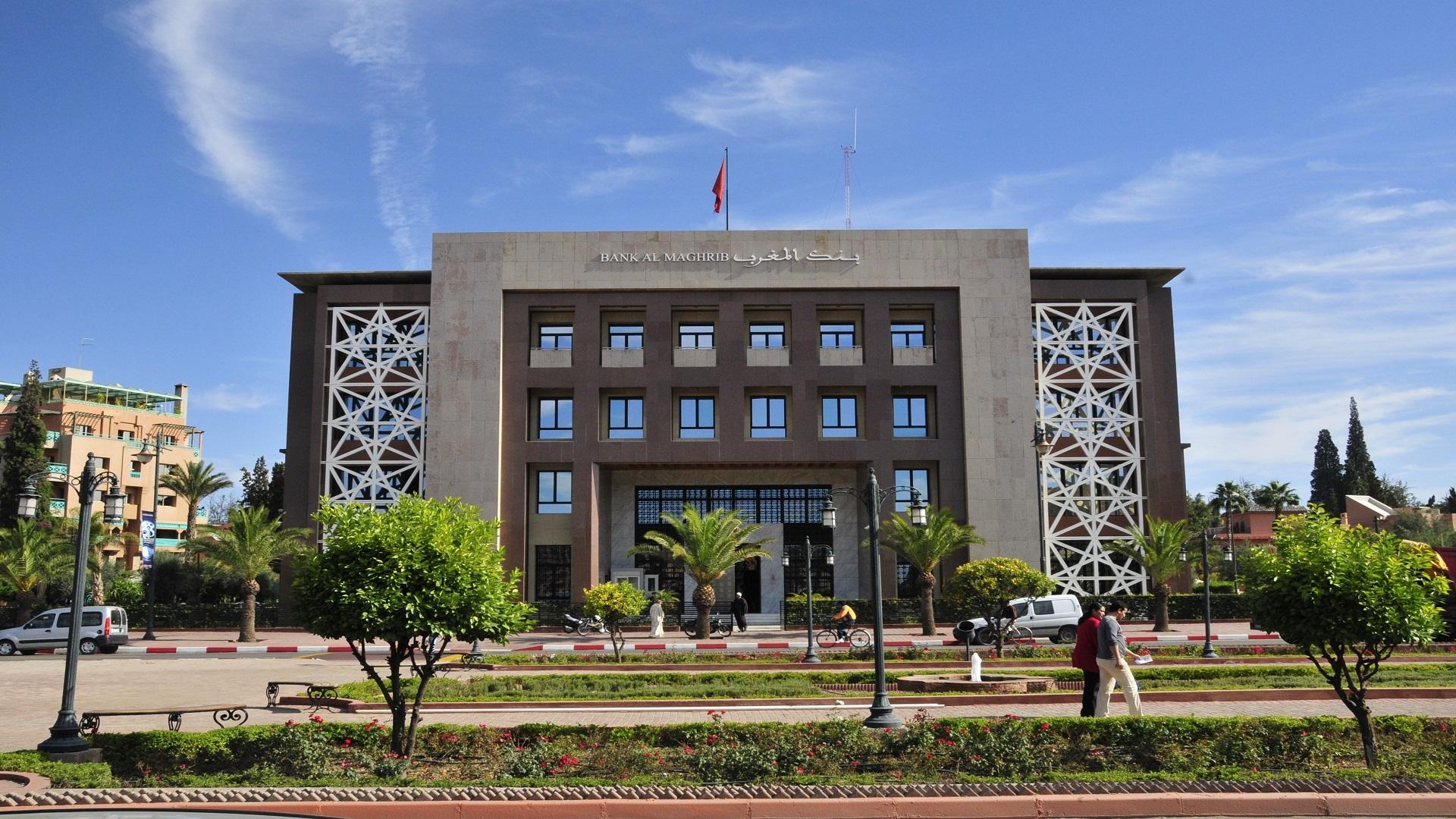 المصارف المغربية