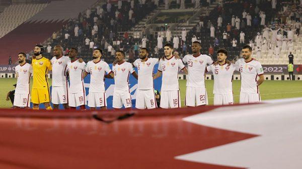 منتخب قطر