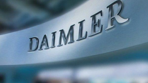 شركة دايملر