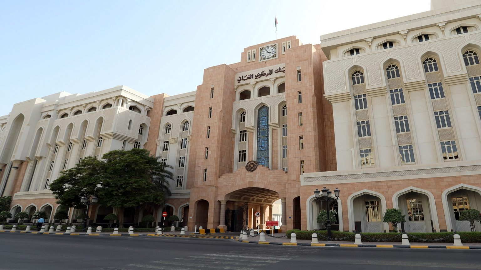 Foreign assets in Oman