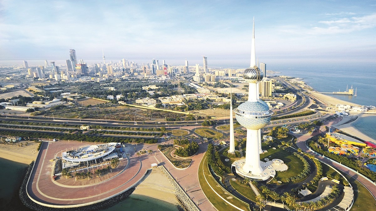 Kuwait's credit rating