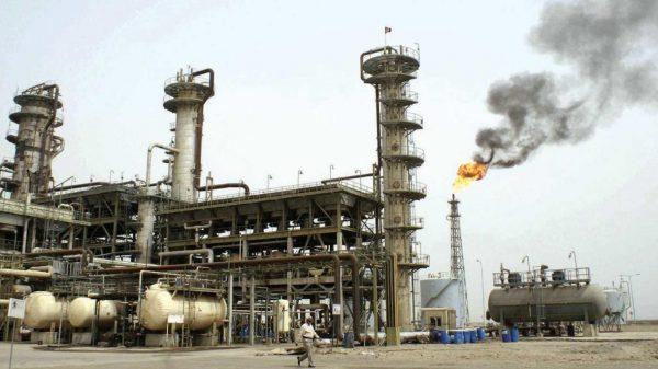 الإنتاج النفطي