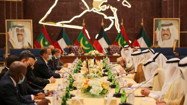 الحكومة الموريتانية