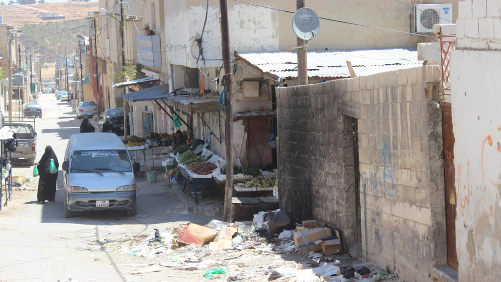 الفقر المدقع