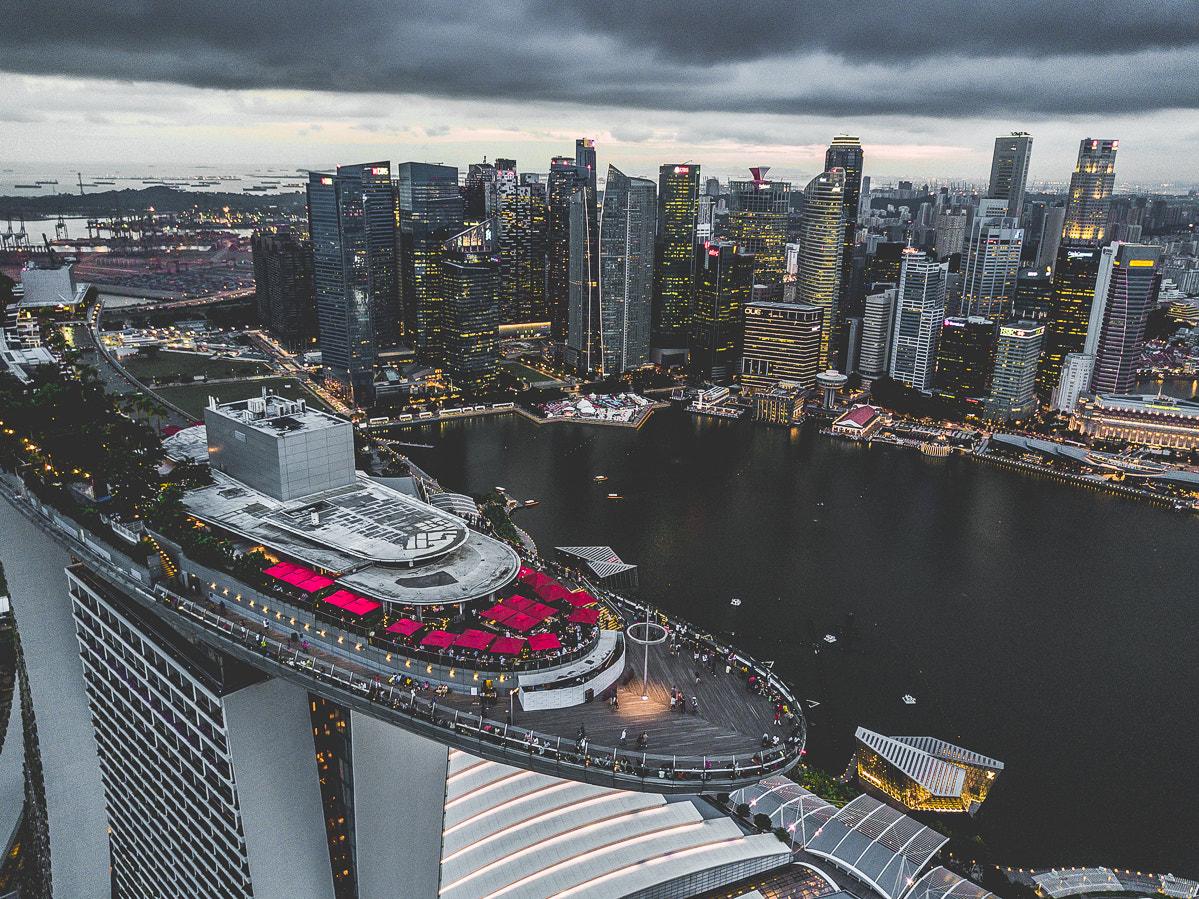 حكومة سنغافورة