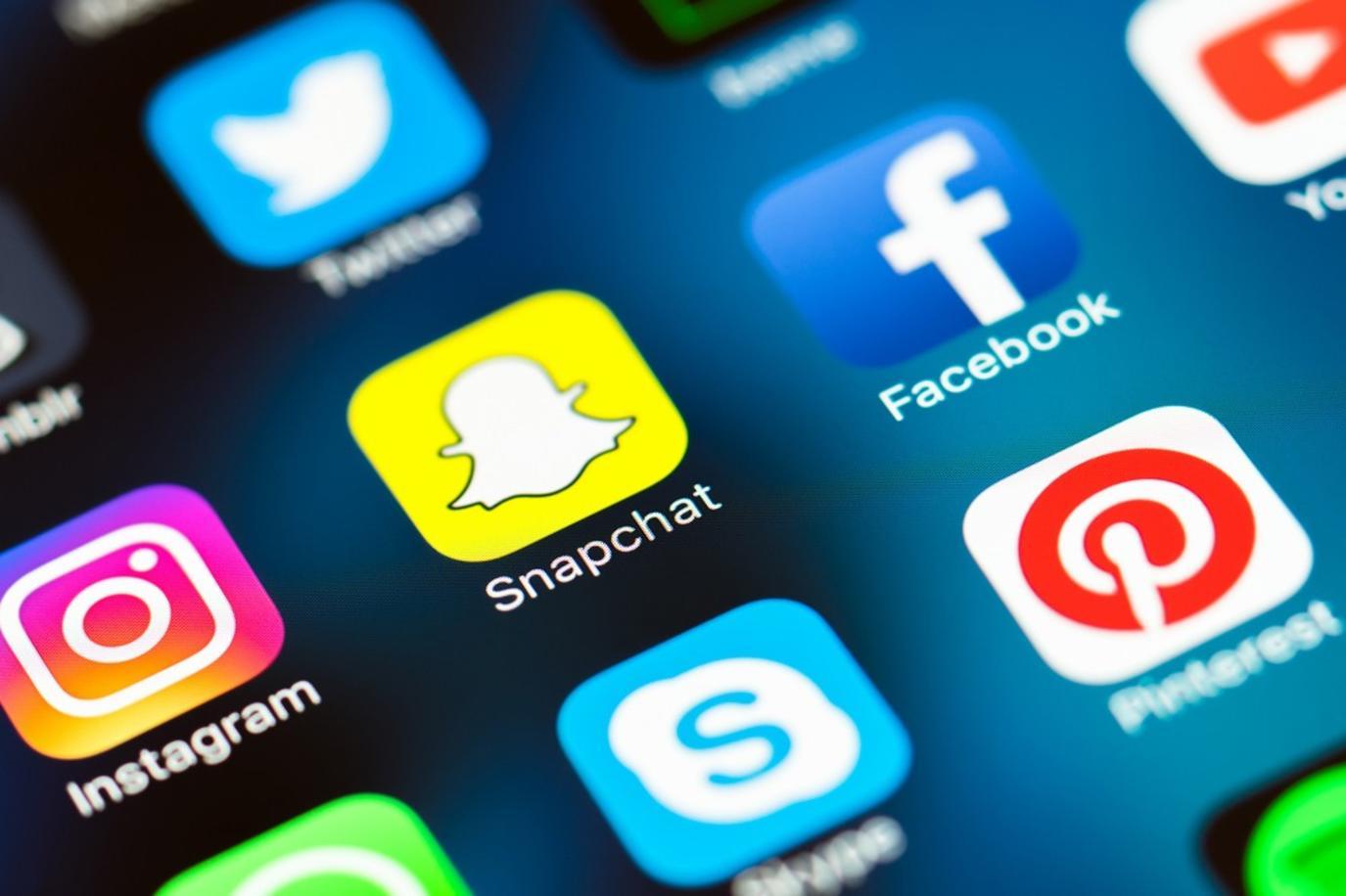 شركات وسائل التواصل