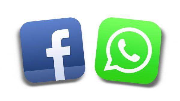 فيسبوك وواتساب
