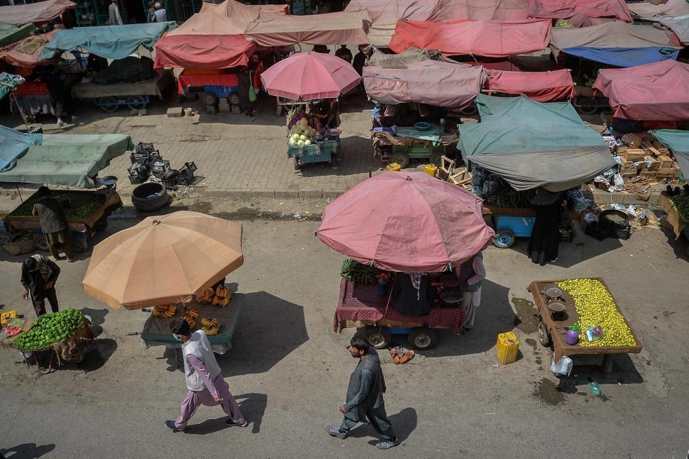 Afghanistan's GDP