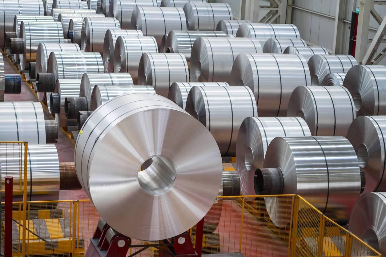 Aluminum prices