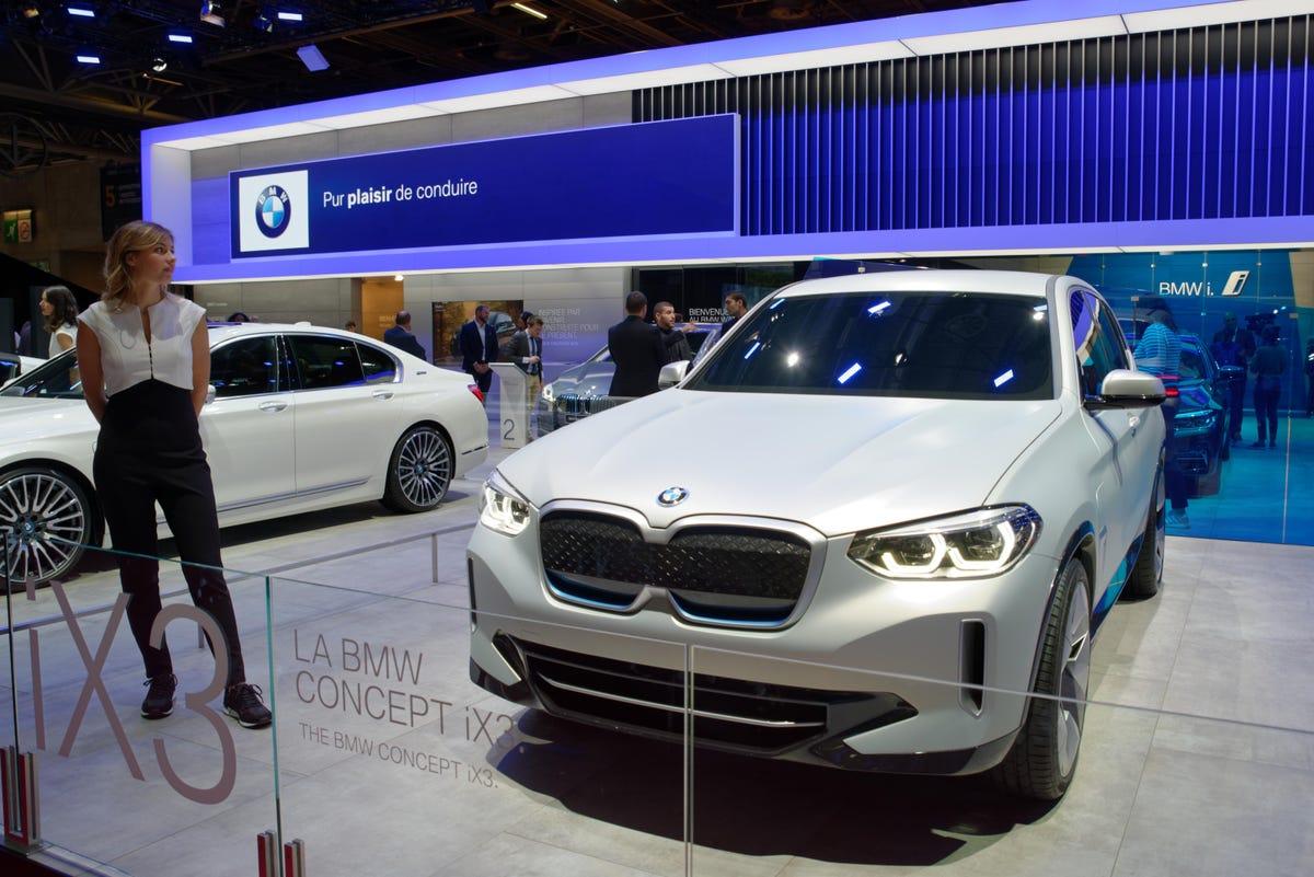 BMW profit forecast