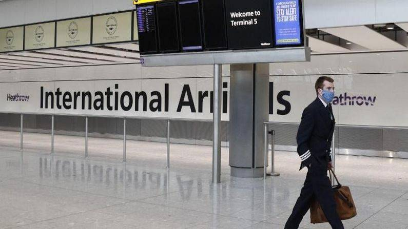 Britain's Heathrow Airport